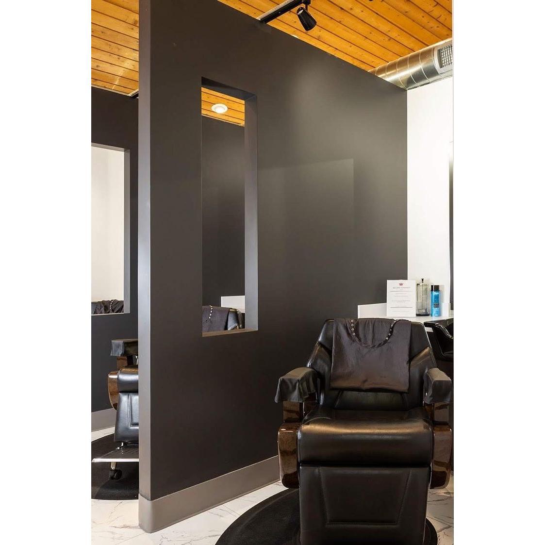 Modern Barbershop in Palm Springs