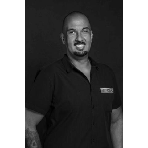 A.D. Medina Lead Stylist Palm Springs