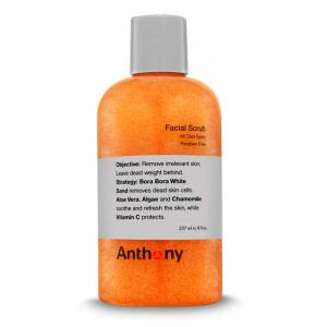 Anthony Skin Facial Scrub 8oz