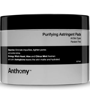 Anthony Skin Purifying Astringent Pads