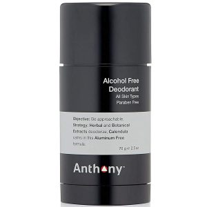 Anthony Skin Alcohol Free Deodorant