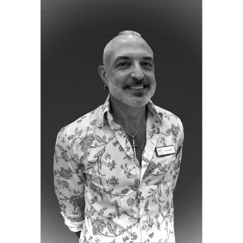 David Brock DOFI Palm Springs Men's Salon